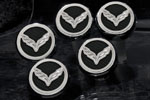 C7 Corvette Engine Cap Sets