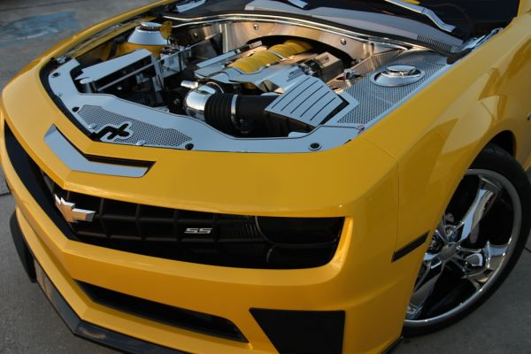 Camaro Engine Bay Dress Up