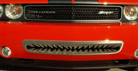 Shark Grille on Challenger