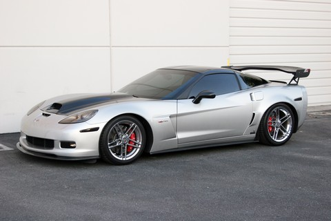 corvette side splitters