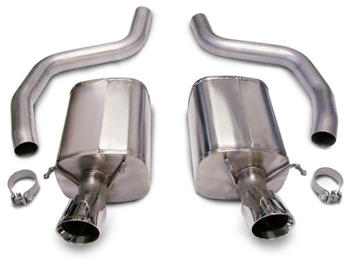 Corvette Corsa ZR1 Exhaust