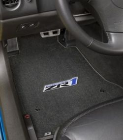 C6 Corvette ZR1 Floor Mats