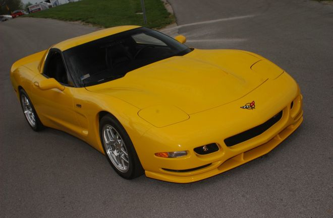 Corvette Tiger Shark Body Kit