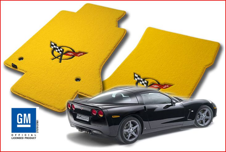 LLoyds Corvette Floor Mats