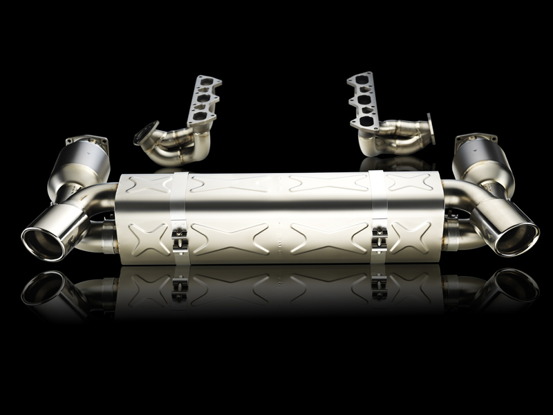 porsche gt2 akrapovic exhaust 997 gt2 akrapovic exhaust porsche gt2 headers. Black Bedroom Furniture Sets. Home Design Ideas