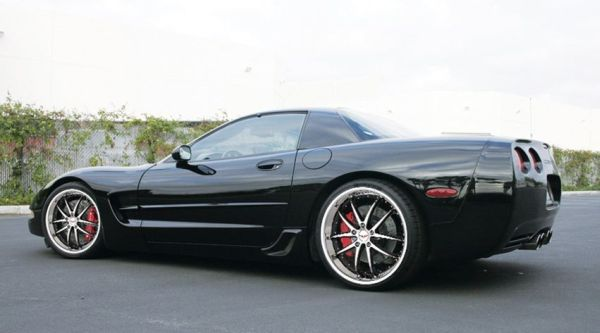 Aftermarket Corvette Wheels