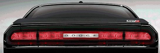 webelectric sequential turn signals-Dodge Challenger Sequential Tail Lights