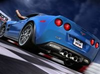 Corvette C6 ZR1 Exhaust