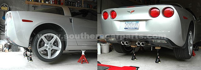 corvette diy project