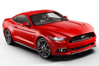 2015-2017 6th Generation Ford Mustang