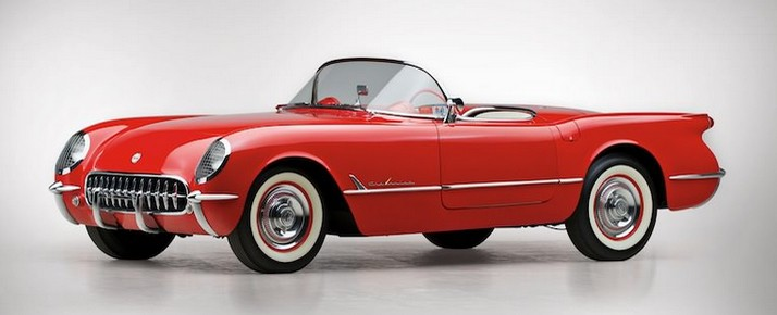 1953-1962 C1 Corvette Parts