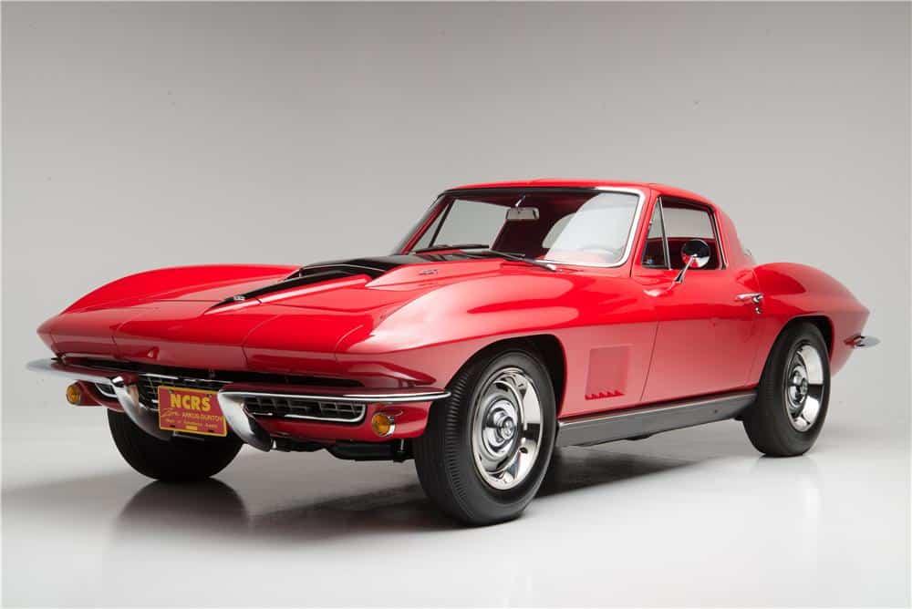 1963-1967 C2 Corvette Parts