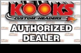 Kooks Custom Headers