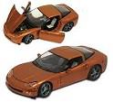 Corvette C6 Die Cast Replicas