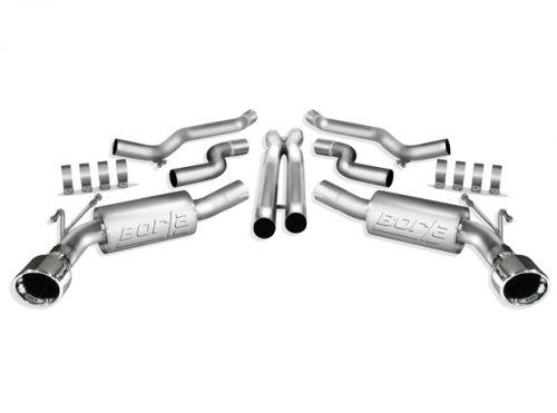 2010-2013 Camaro Borla 140356 SS ATAK Exhaust 140356