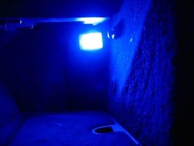 Custom Corvette Interior Led Lighting Corvette Rear Compartment Led Lights