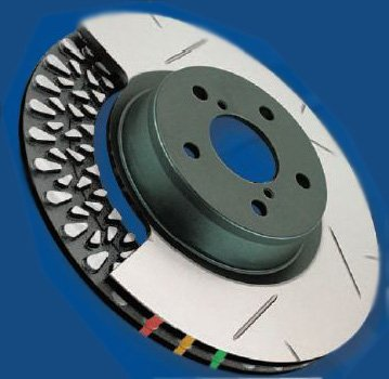 DBA Police Pursuit Brake Rotors for Crown Victoria