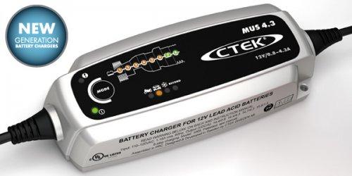 CTEK Battery Charger Multi US 4.3