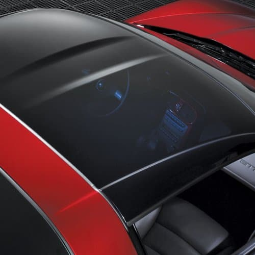 C6 Corvette Transparent Replacement Roof New