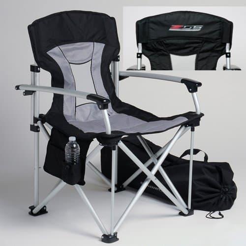 C7 Z06 Corvette Car Show Travel Chair