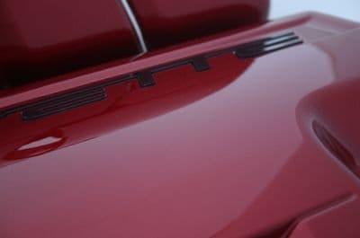 C6 Corvette Ultra Smoothie Fuel Rail Covers