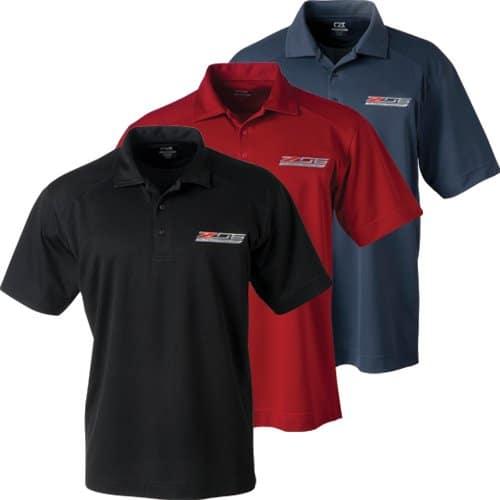 C7 Corvette Z06 Men S Polo Shirt Southerncarparts Com