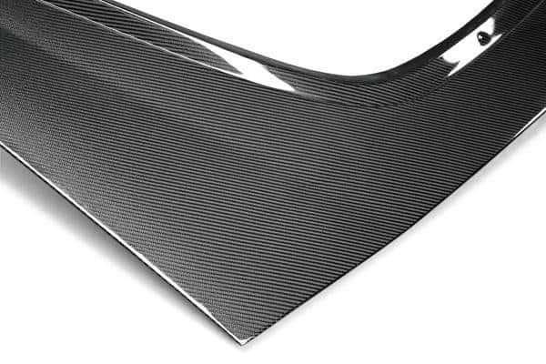 C6 Corvette Carbon Fiber Rear Hatch Panel