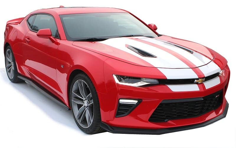 2016 2017 Camaro Side Skirts Rockers Zl1 Inspired Southerncarparts Com