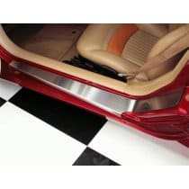 C5 Corvette Brushed Doorsills Plates