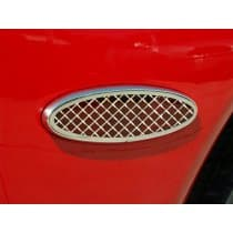C5 Corvette Side Marker Trim Laser Mesh