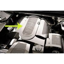 Corvette C5 Low Profile Perforated Plenum Cover