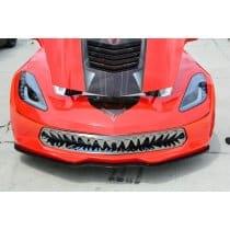 C7 Corvette Shark Tooth Grille