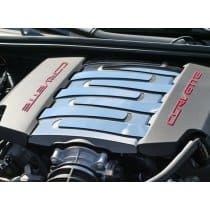 C7 Corvette Stainless Steel Plenum Cover