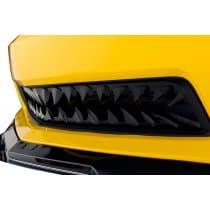 2010-2013 Camaro V6 Shark Tooth Black Grille