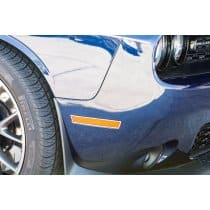 2015 Dodge Challenger Side Marker Trim Rings