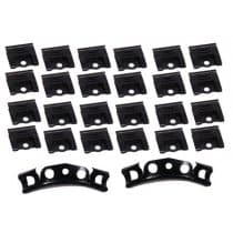 1964-1967 C2 Corvette Windshield Molding Clip Set. Coupe 26 Piece