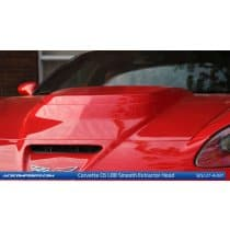 C6 C6 Corvette  L88 Hood L88 Smooth Hood (No Center Window)