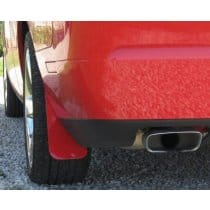 2009-2017 Dodge Challenger And Challenger Hellcat Splash Guards - Painted