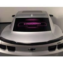 2010-2015 Camaro WindRestrictor Coupe Illuminated Glow Plate