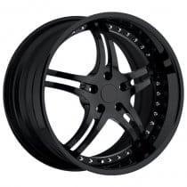 C7 Corvette 946 EXT Gloss Black Custom Wheels