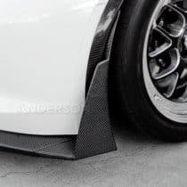 Corvette C7 Z06 Carbon Fiber Canards