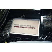 2016-2017 C7 Corvette Grand Sport - Fuse Box Cover Grand Sport Style