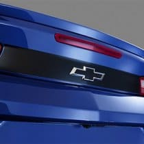 2016-2017 Camaro Rear Tail Light Area Blackout Decal 23241386