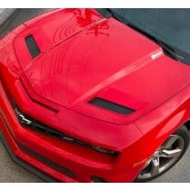 2010-2013 Camaro ACS T3 Hood Port Kit