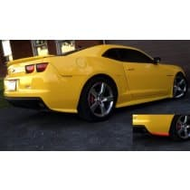 2010-2015 Camaro Rear Bumper Side Extensions by ACS