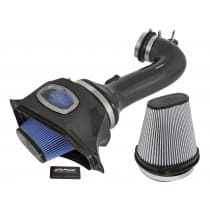 C7 Corvette Z06 aFe POWER 52-74202-C Momentum Cold Air Intake System Carbon Fiber