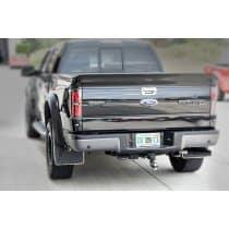 2010-14 Ford Raptor Door Panel Inserts - Brushed