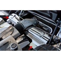 Corvette C5 Perforated Radiator Cover