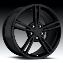 C6 Corvette  08' Style Wheel - Black