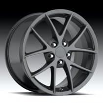 C6 Corvette  Z06 Spyder Wheel -Competition Grey